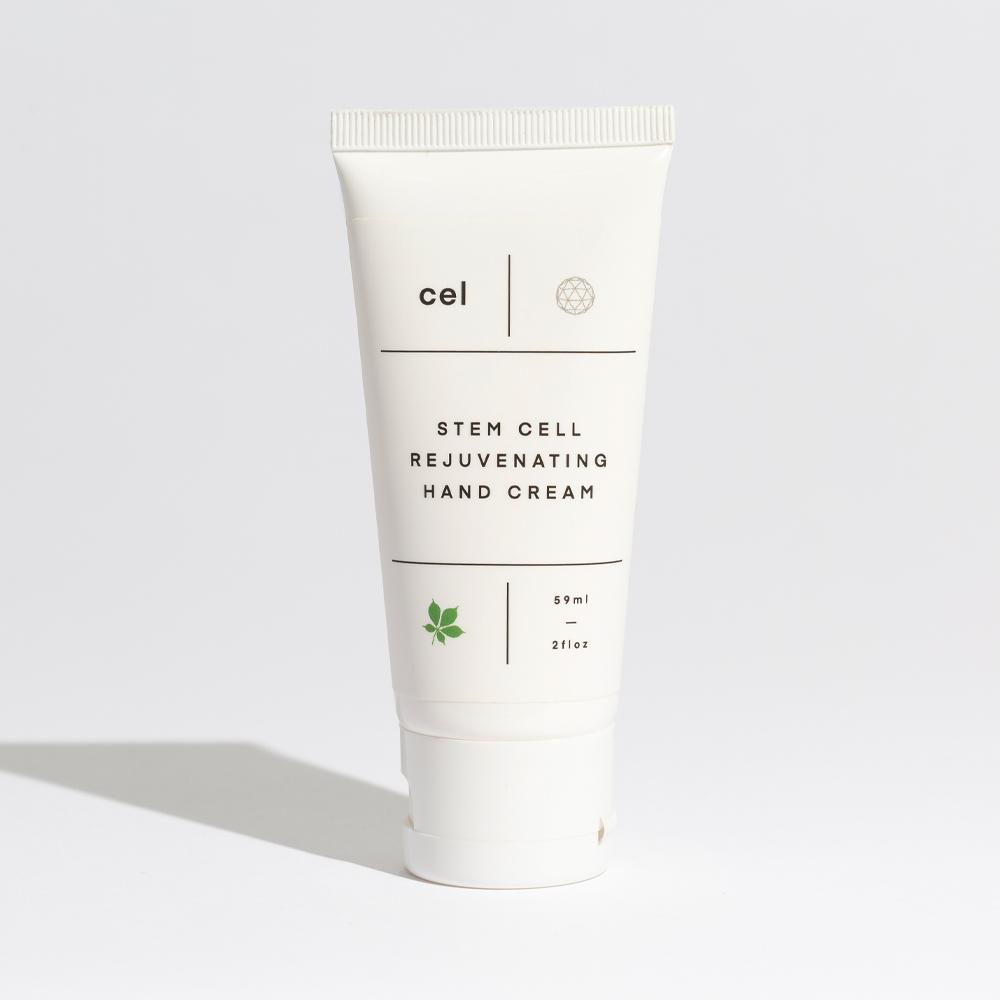 Stem cell rejuvenating hand cream